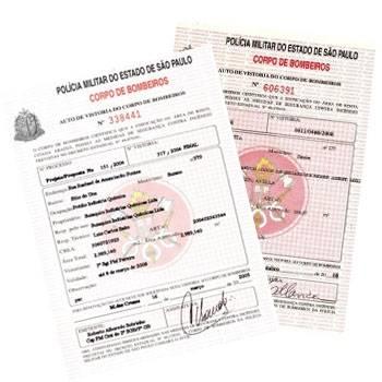 Alvará do Corpo de Bombeiros com Menores Preços em Brasilândia - Laudo para Processos de Bombeiros