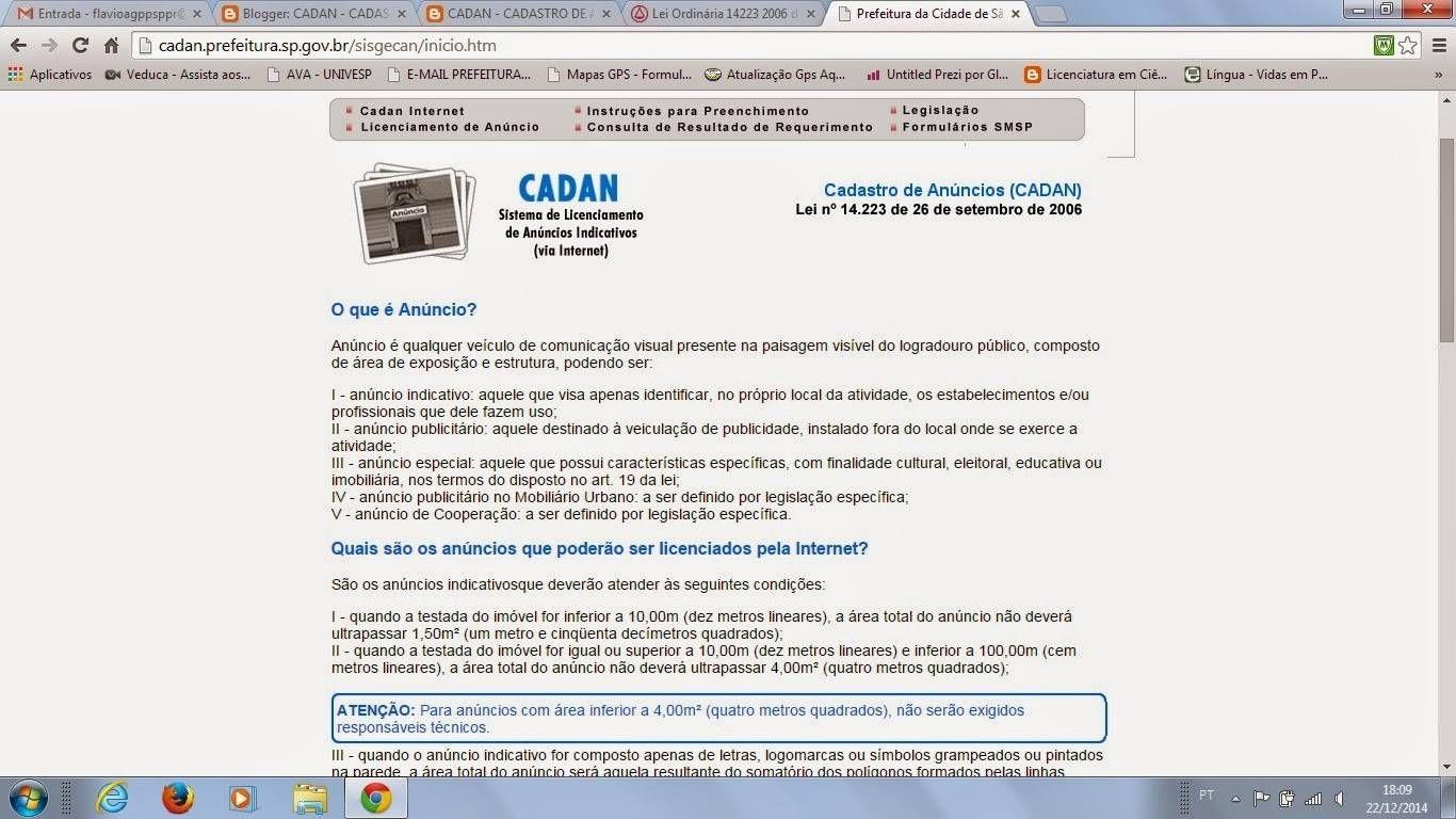 Aprovação CADAN Menor Preço em Belém - Empresa de Aprovação de CADAN
