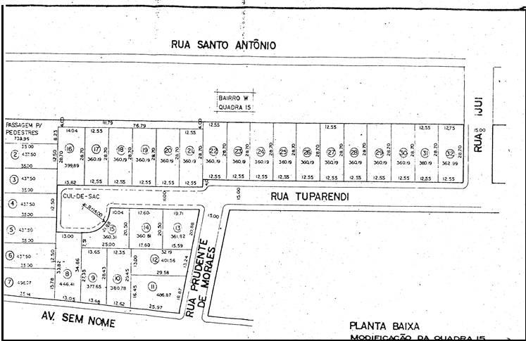 Desdobros de Terreno Menores Valores em Santana - Desdobro de Terreno Urbano