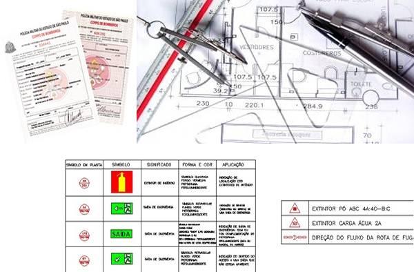 Licença do Corpo de Bombeiros Onde Achar em Mauá - Projeto AVCB em Diadema