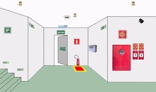Projeto AVCB com Menores Preços em Jundiaí - Certificado de Licenciamento do Corpo de Bombeiros