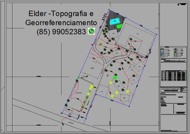 Serviço de Desdobro de Terreno Preços Acessíveis em José Bonifácio - Desdobro de Terrenona Zona Sul