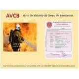 Auto de vistoria do corpo de bombeiros preços em Embu das Artes