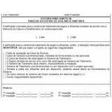 Certidão de quitação de ISS com preço acessível em Franco da Rocha