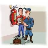 Laudo de bombeiro em Embu das Artes