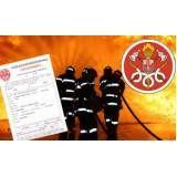 Laudo de bombeiro valor acessível em Cajamar