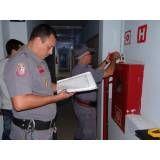 Licença do corpo de bombeiros melhor preço em Embu Guaçú