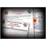 Licença do corpo de bombeiros valor acessível em Caieiras