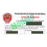 Licença do corpo de bombeiros valor baixo em Jandira