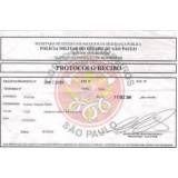 Licença do corpo de bombeiros valores em Glicério