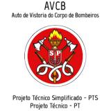 Projeto de AVCB onde conseguir em Sapopemba
