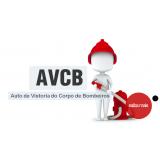 Projeto de AVCB preço baixo no Jaguaré