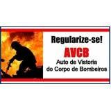 Projeto de AVCB valor acessível em Poá