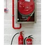 Projeto de combate a incêndio com preço baixo na Consolação