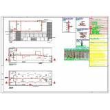 Projetos de combate a incêndios valores no Sacomã