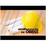 Regularizações de obras valores no Jardim América